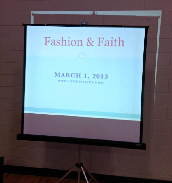 Fashion & Faith