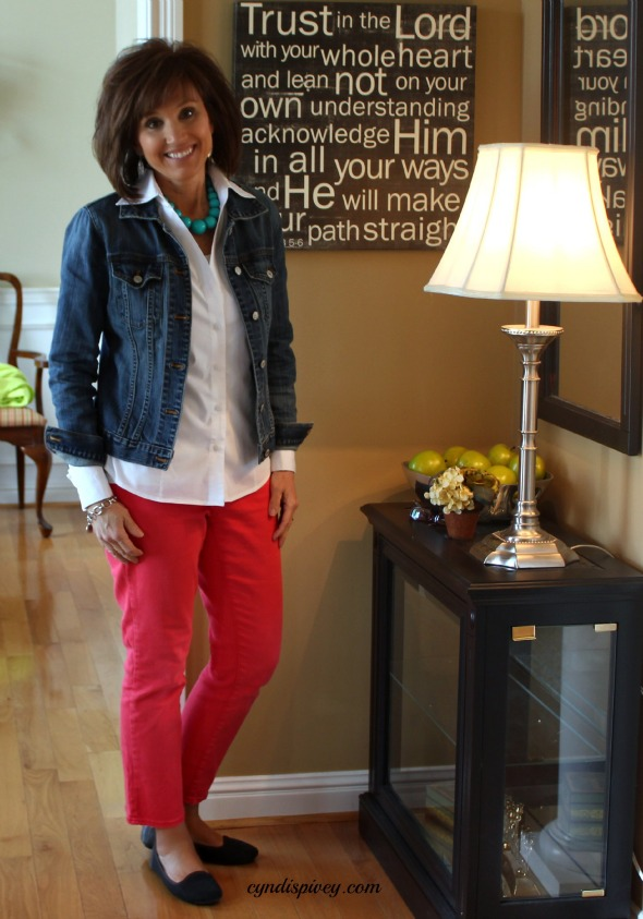 What I Wore-My Style