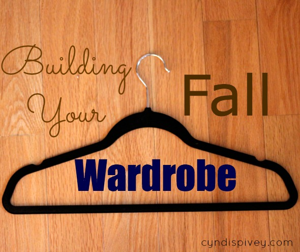 Building Your Fall Wardrobe {little black dress}