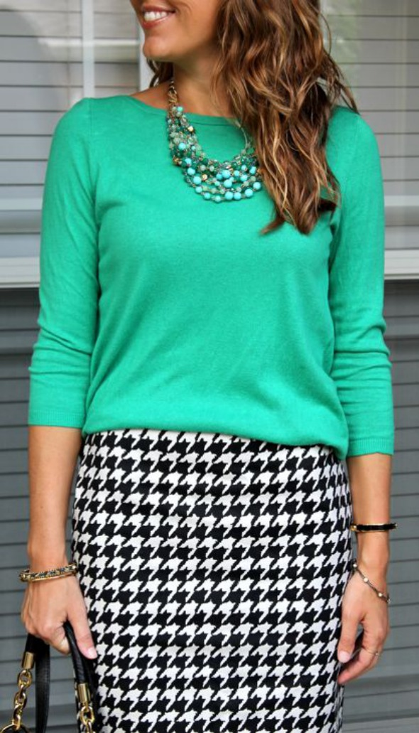 Let's Add Color To Our Fall Wardrobe!