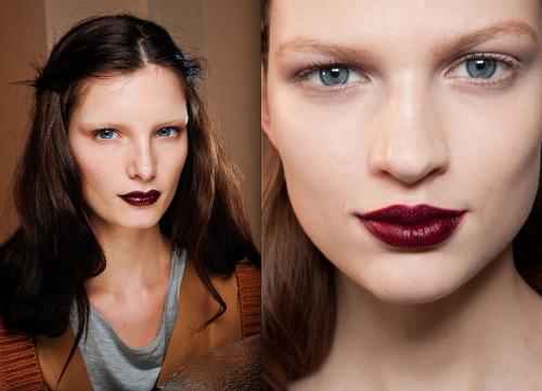 8 Fall 2013 Makeup Trends