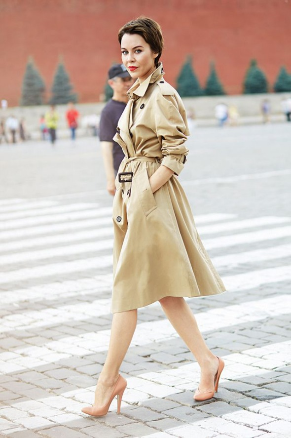 timeless trench