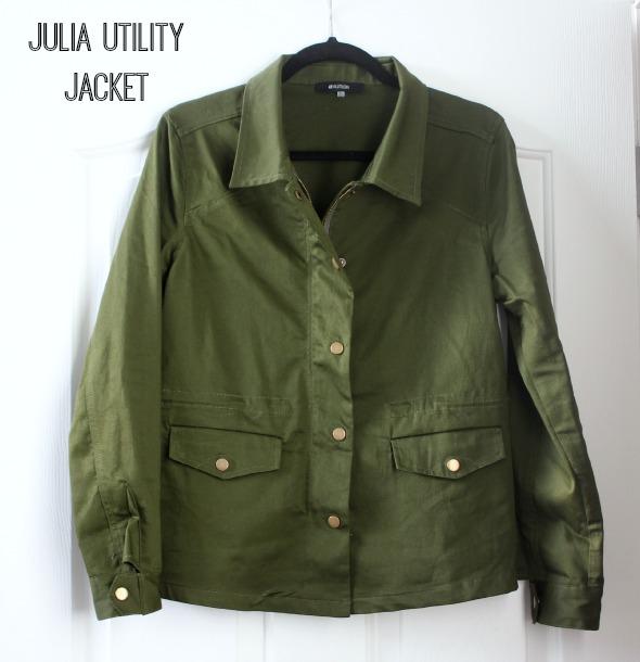 Julia Utility Jacket