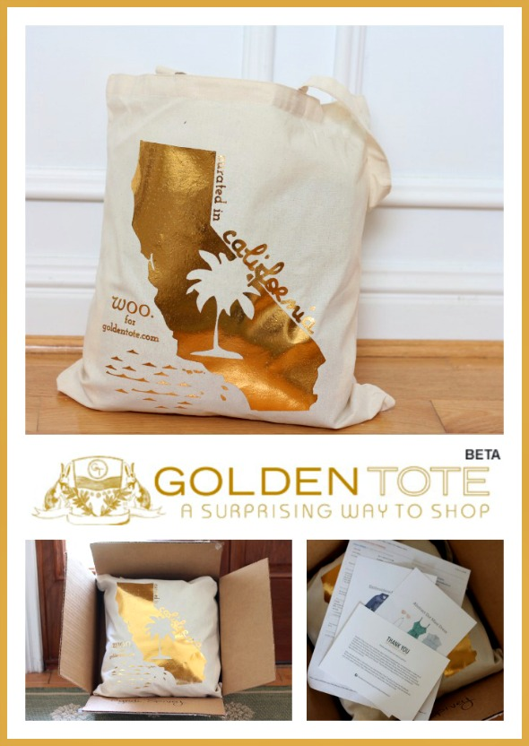 Golden Tote Clothing Review
