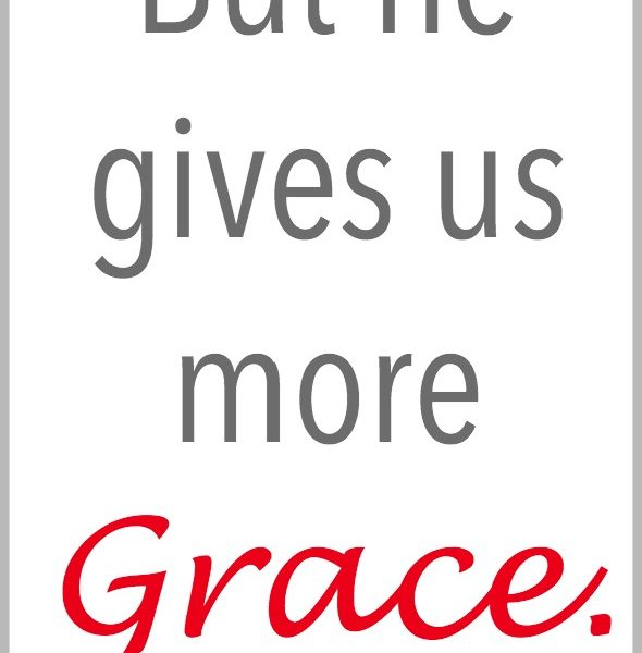 I'm Overwhelmed By Grace