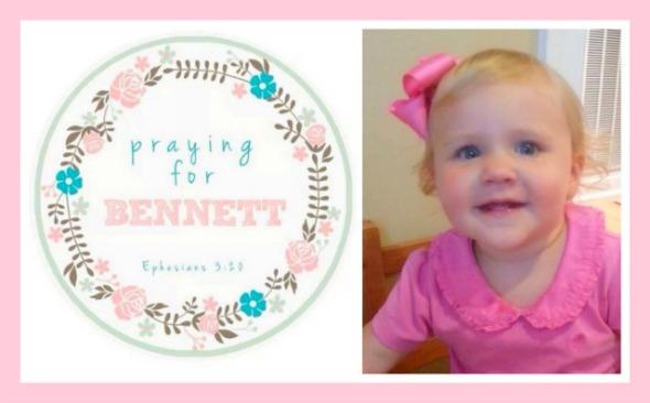 Praying For Bennett