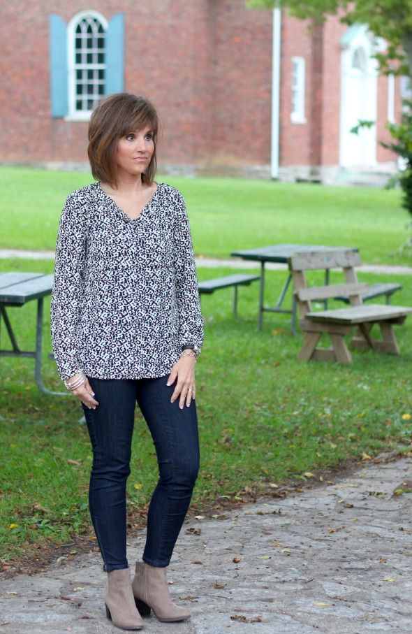 Fall Fashion From LOFT For Women Over 40