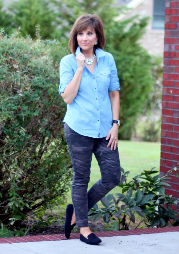 Camouflage Pants For Women Over 40