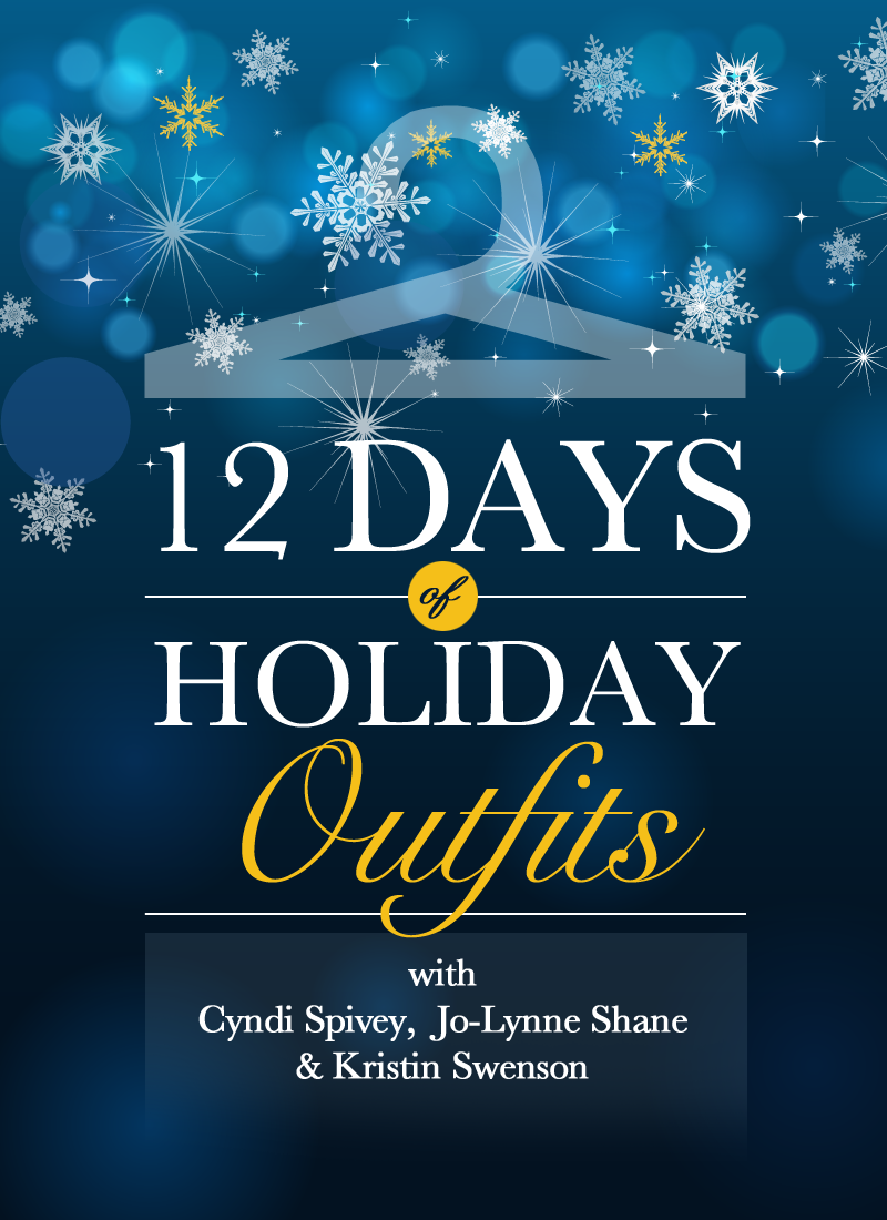 12 Days Of Holiday Outfits and More!