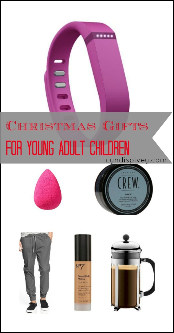 Christmas Gifts For Young Adult Children