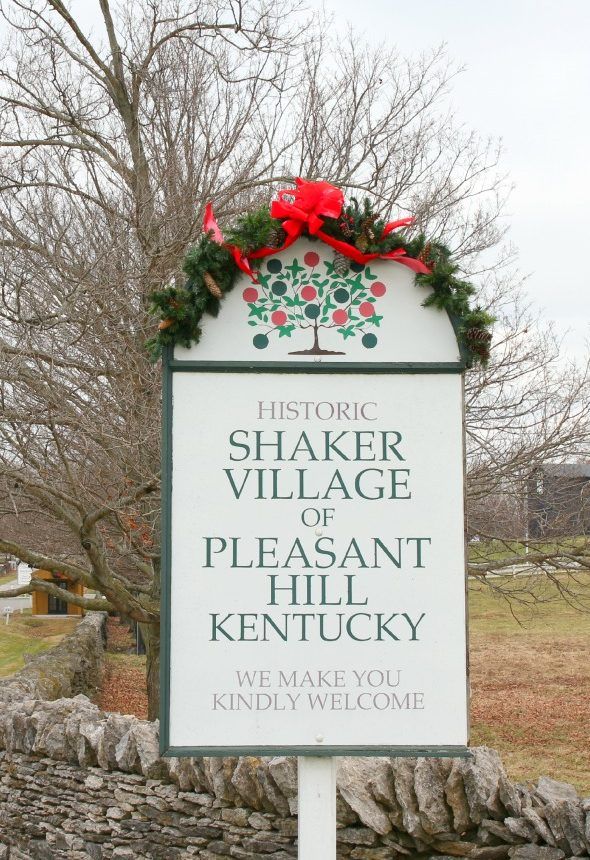 Christmas At Shaker Village