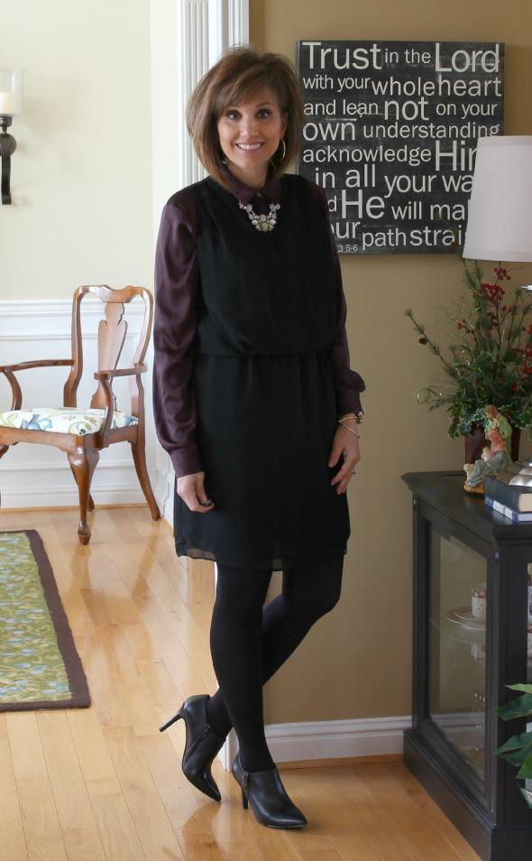 Holiday Style The Little Black Dress Cyndi Spivey