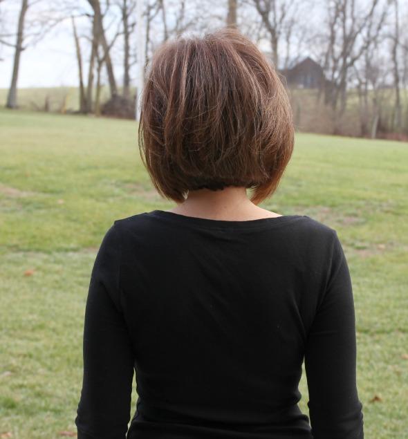 My Swing Bob Haircut Cyndi Spivey