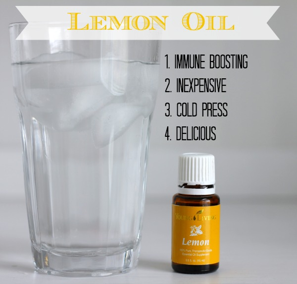 Healthy Living With Lemon Essential Oil