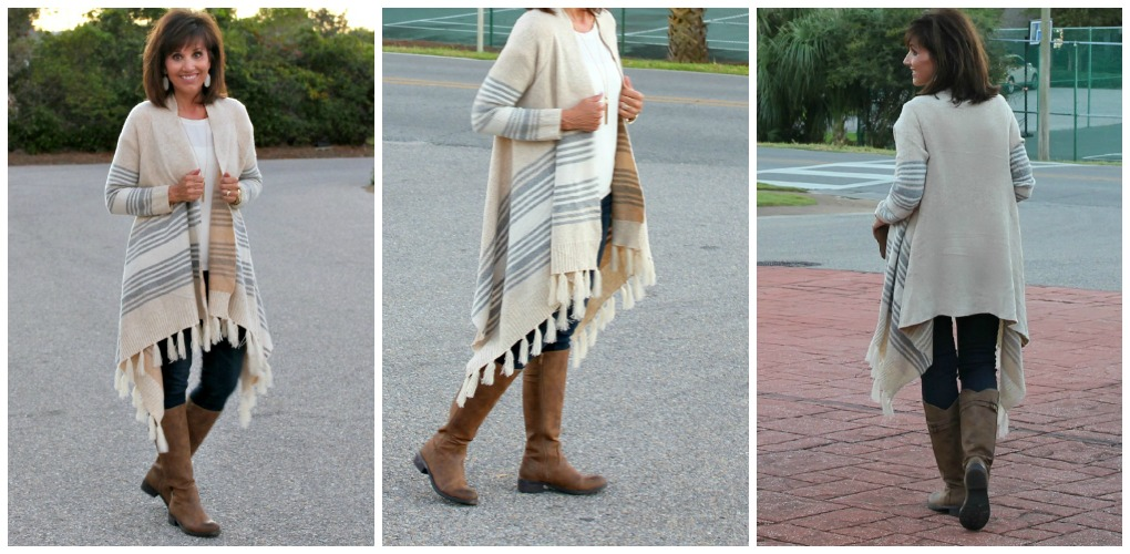fall fashion trend fringe