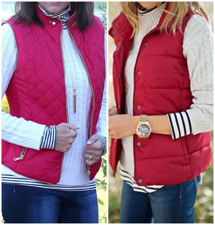 red vest 2 pics