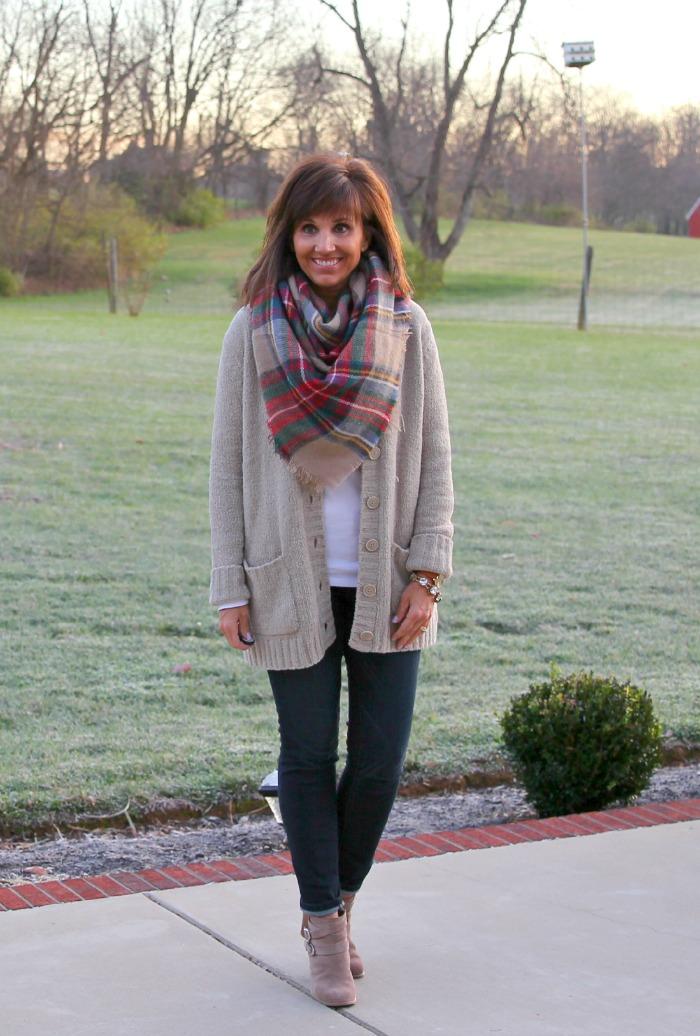 blanket scarf 1