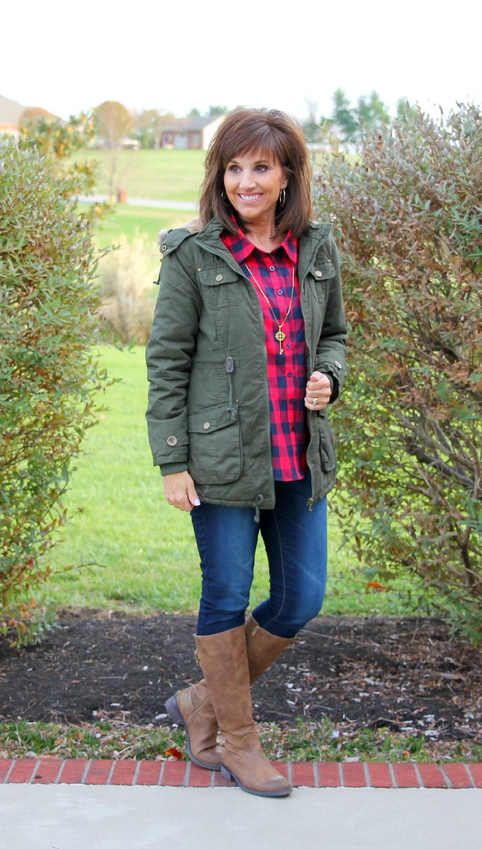 Casual Coat-25 Days of Winter Fashion (Day 12)