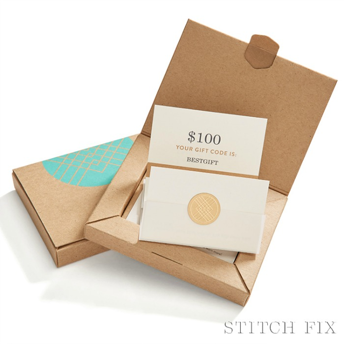 A Stitch Fix Gift Card and a Giveaway-Day 25!