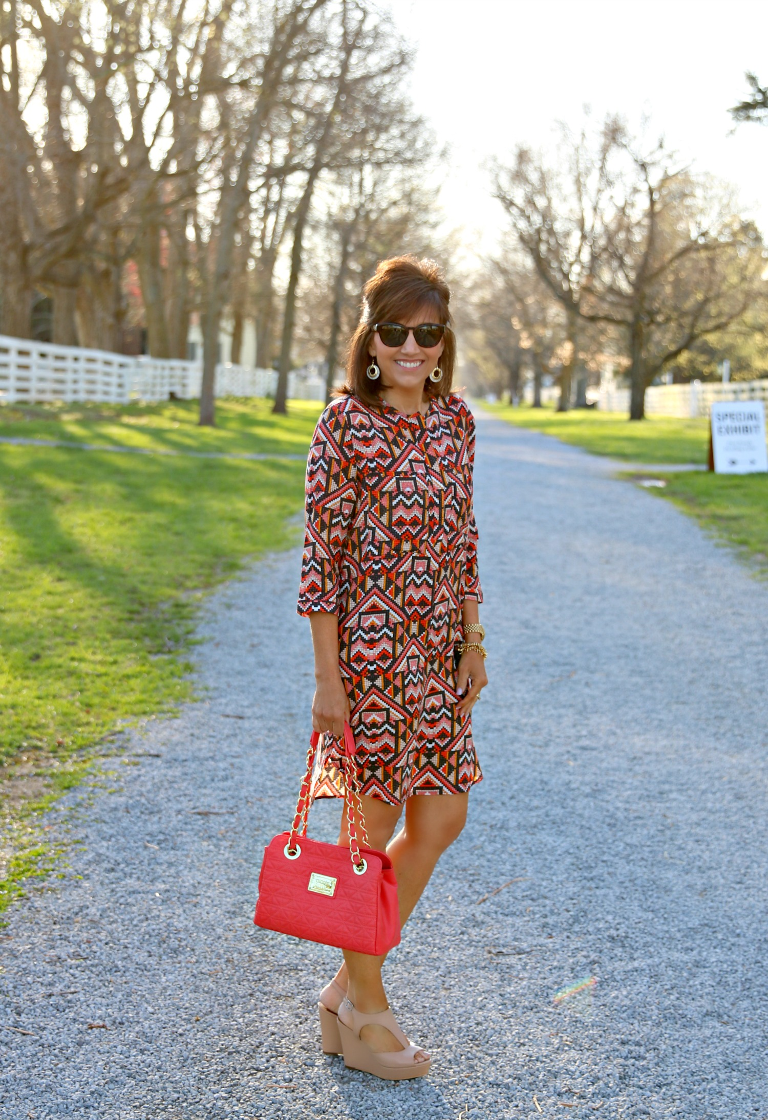 27 Days of Spring Fashion: Spring Dress from H&M
