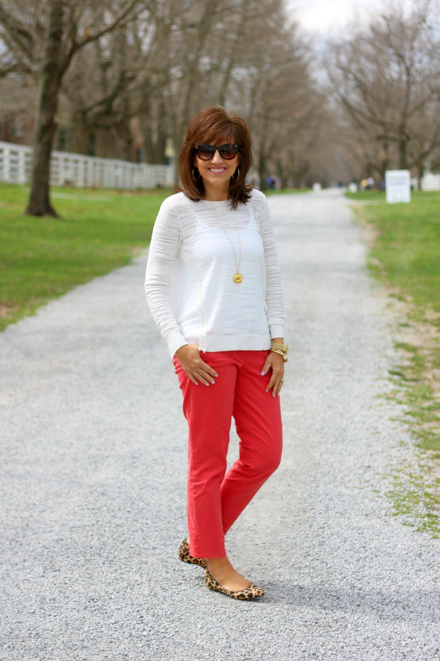 27 Days of Spring Fashion: Work Wear Pant