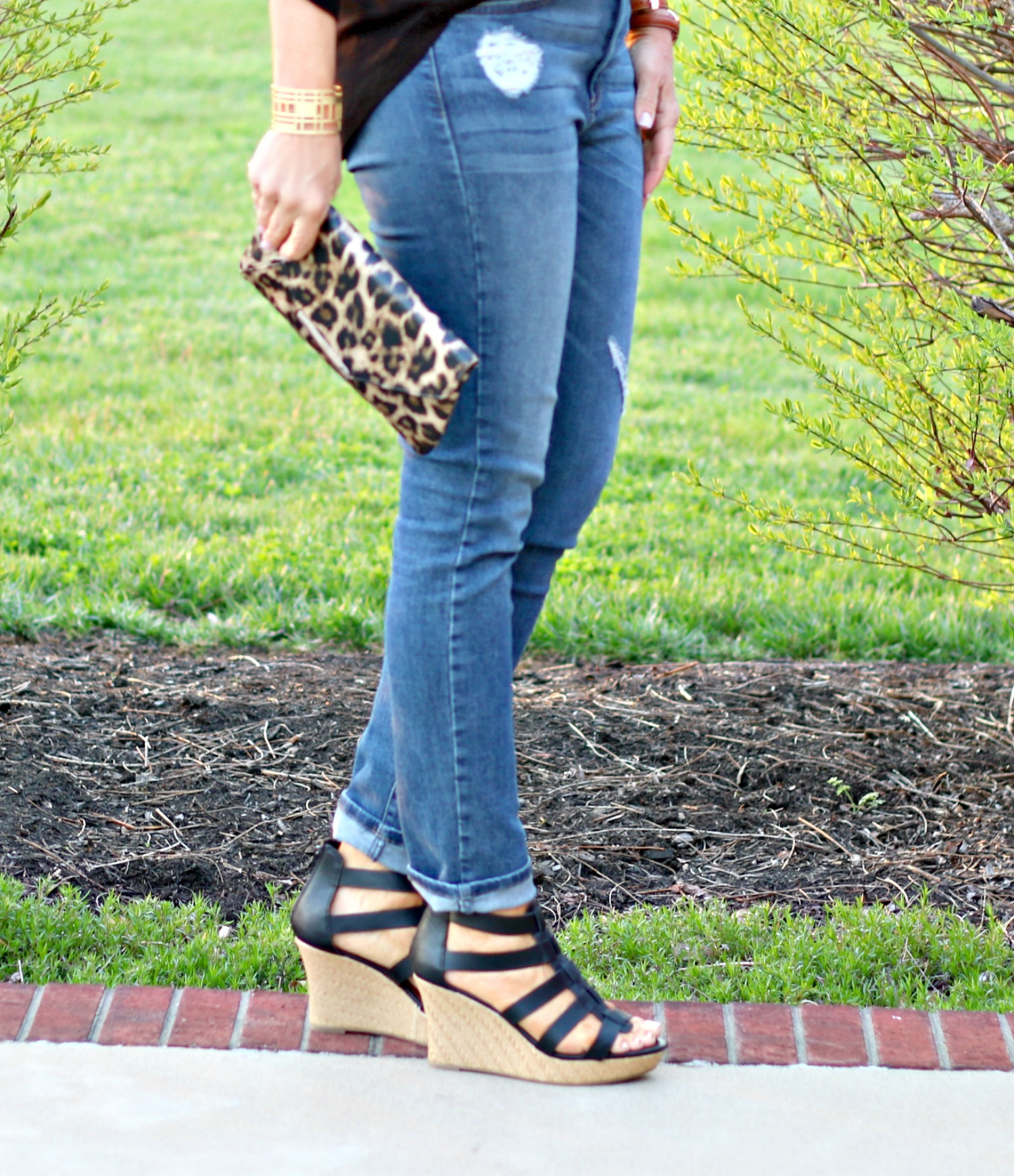 27 Days of Spring Fashion: The Perfect Wedge