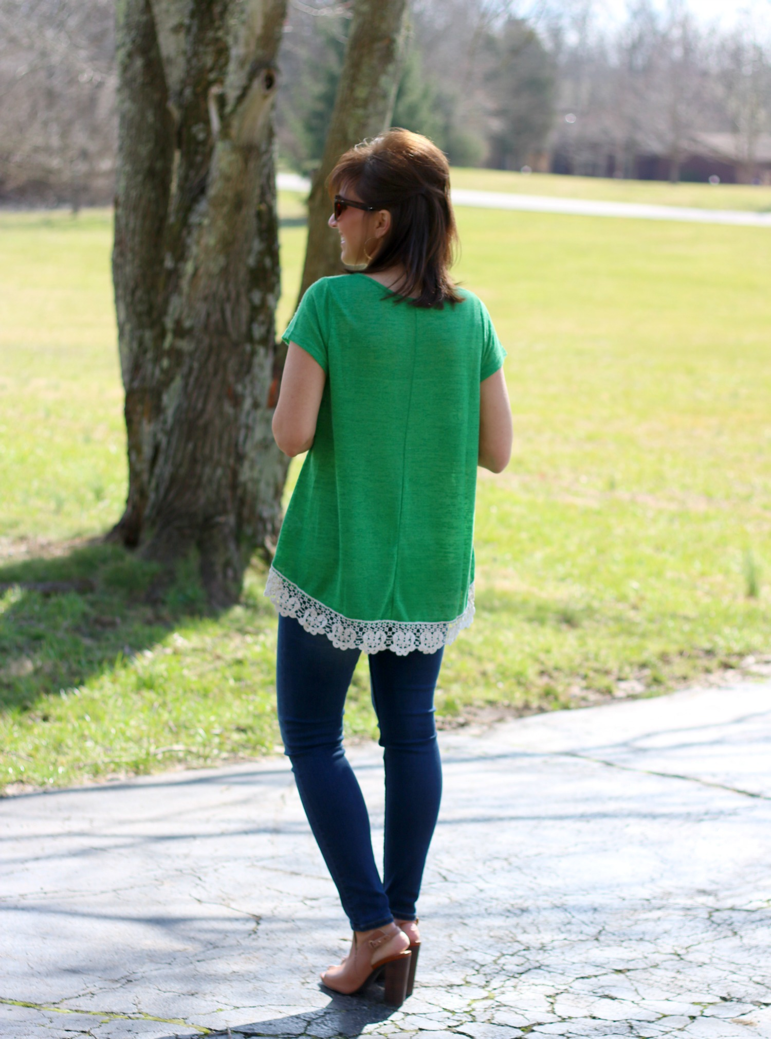 27 Days of Spring Fashion: St. Patrick's Day Outfit