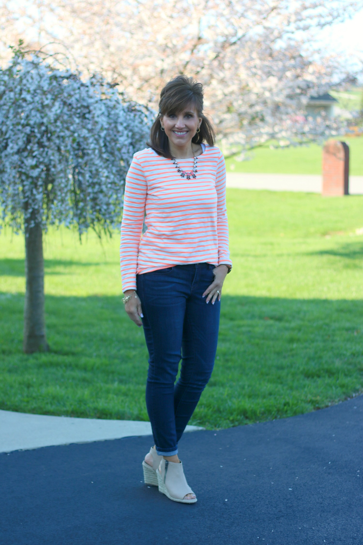 27 Days of Spring Fashion: Casual Weekend Outfit