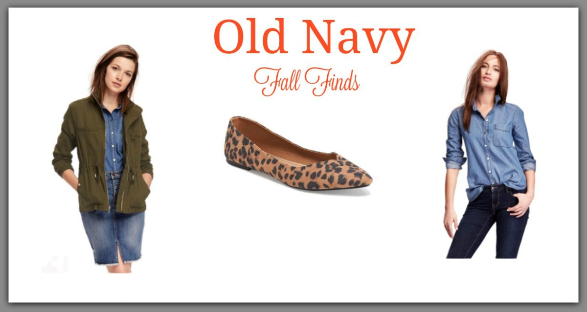 Old Navy-Fall Finds