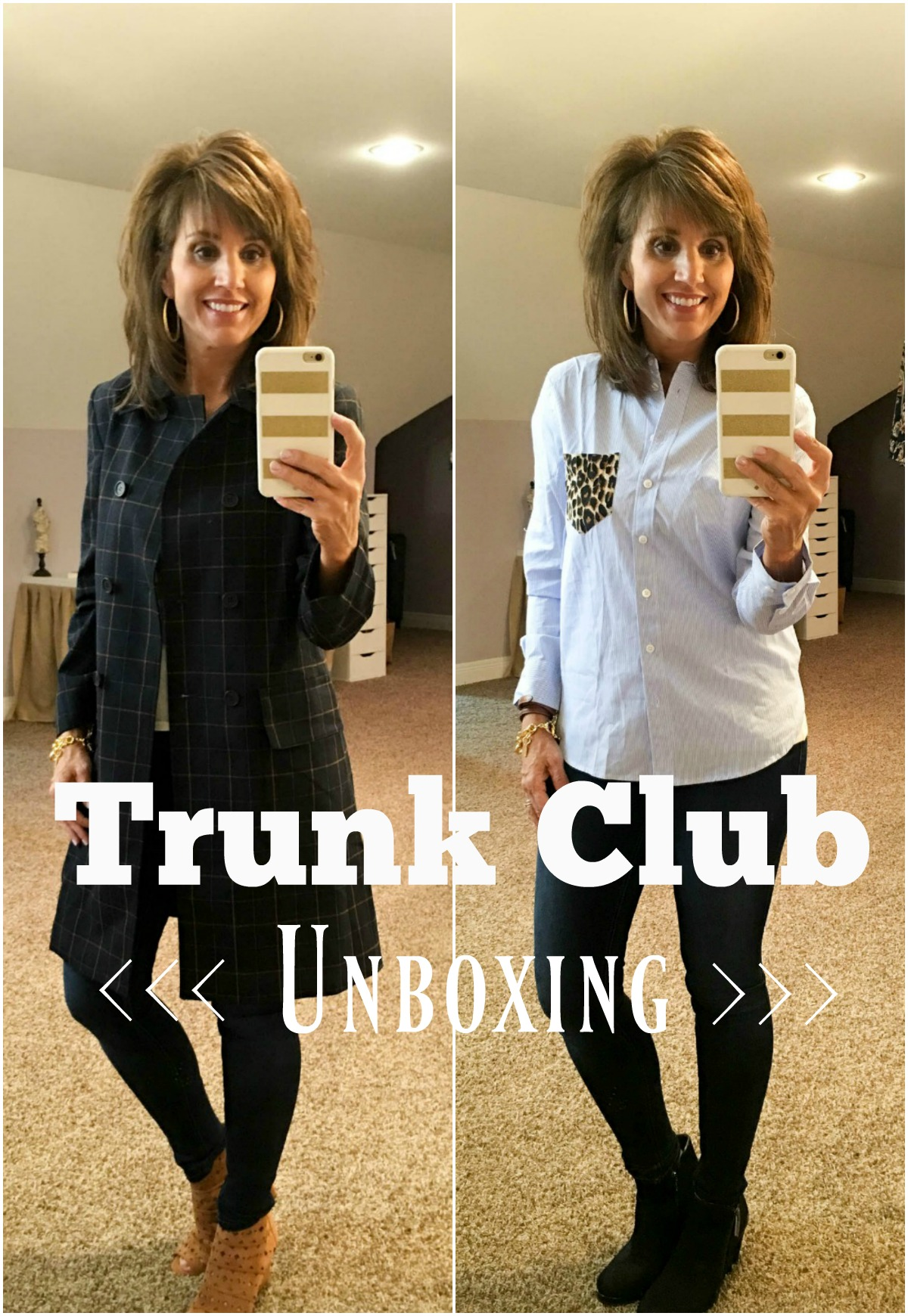 Trunk Club Unboxing