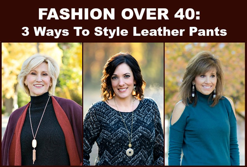 3-ways-to-style-leather-pants