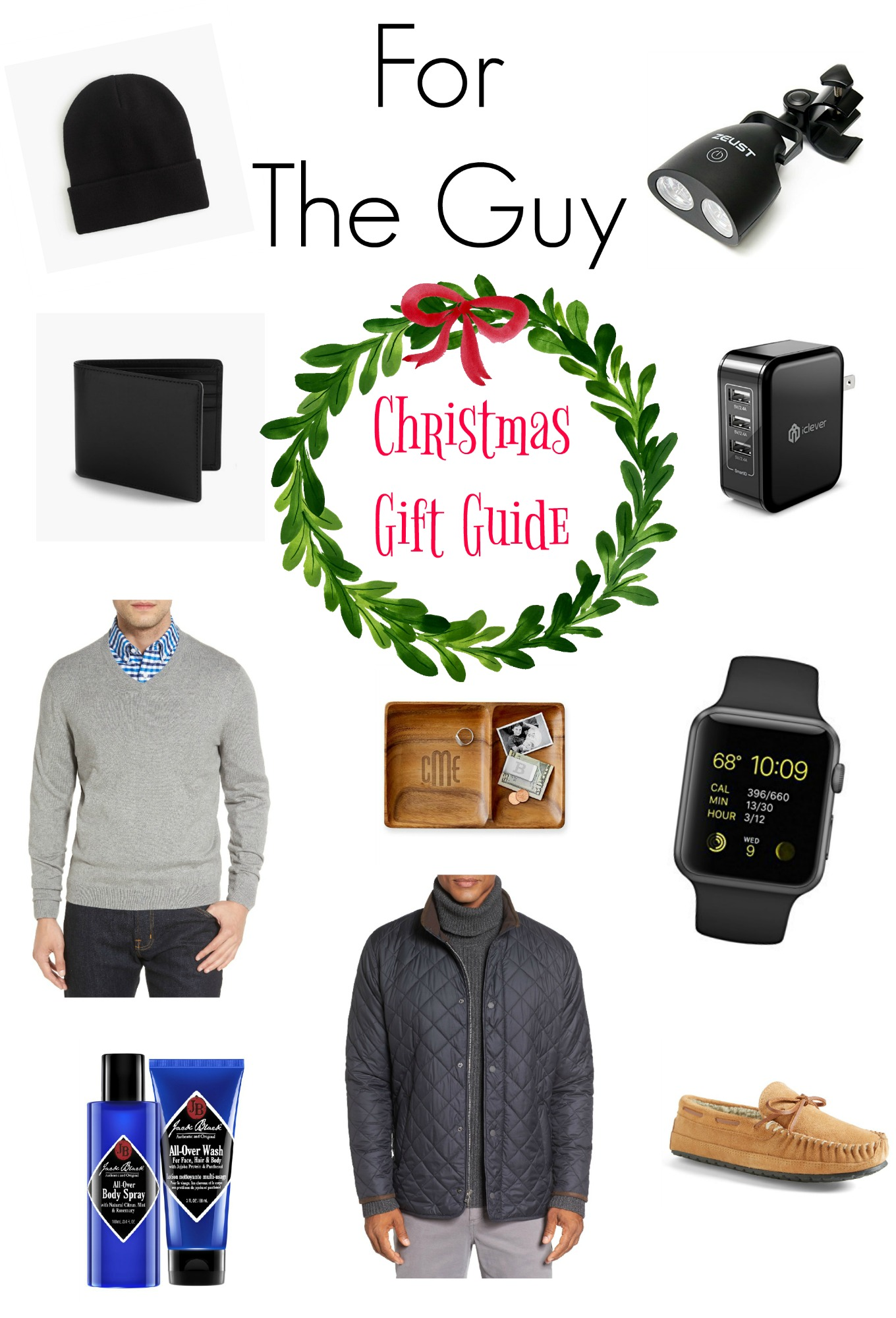 Christmas Gift Guide For The Guy