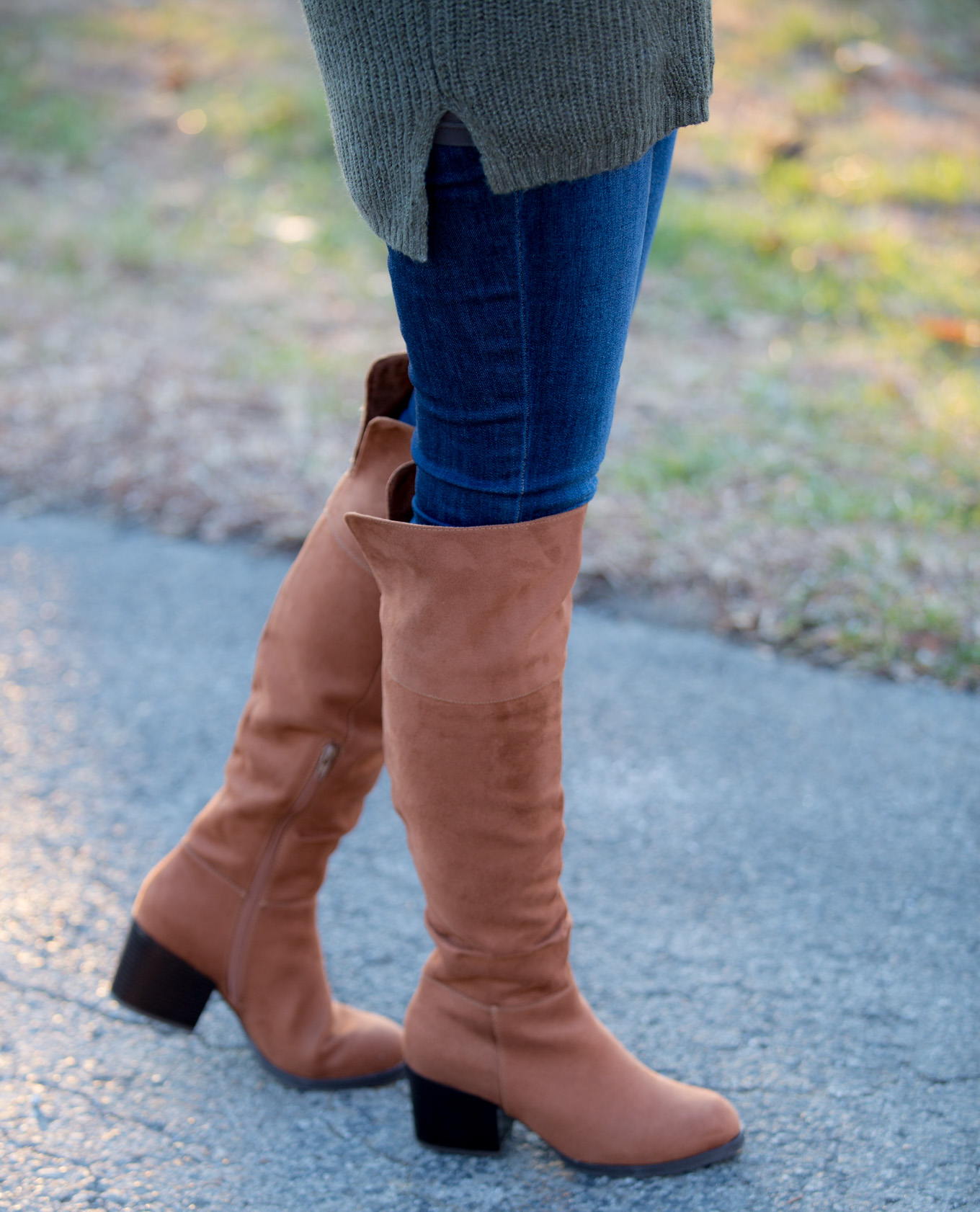 Over The Knee Boots from Payless