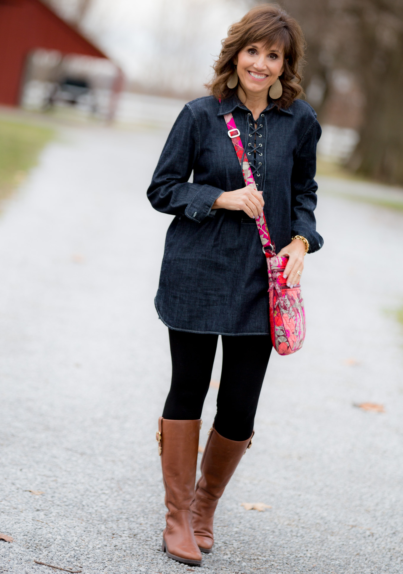 Casual winter outfits for women over 40