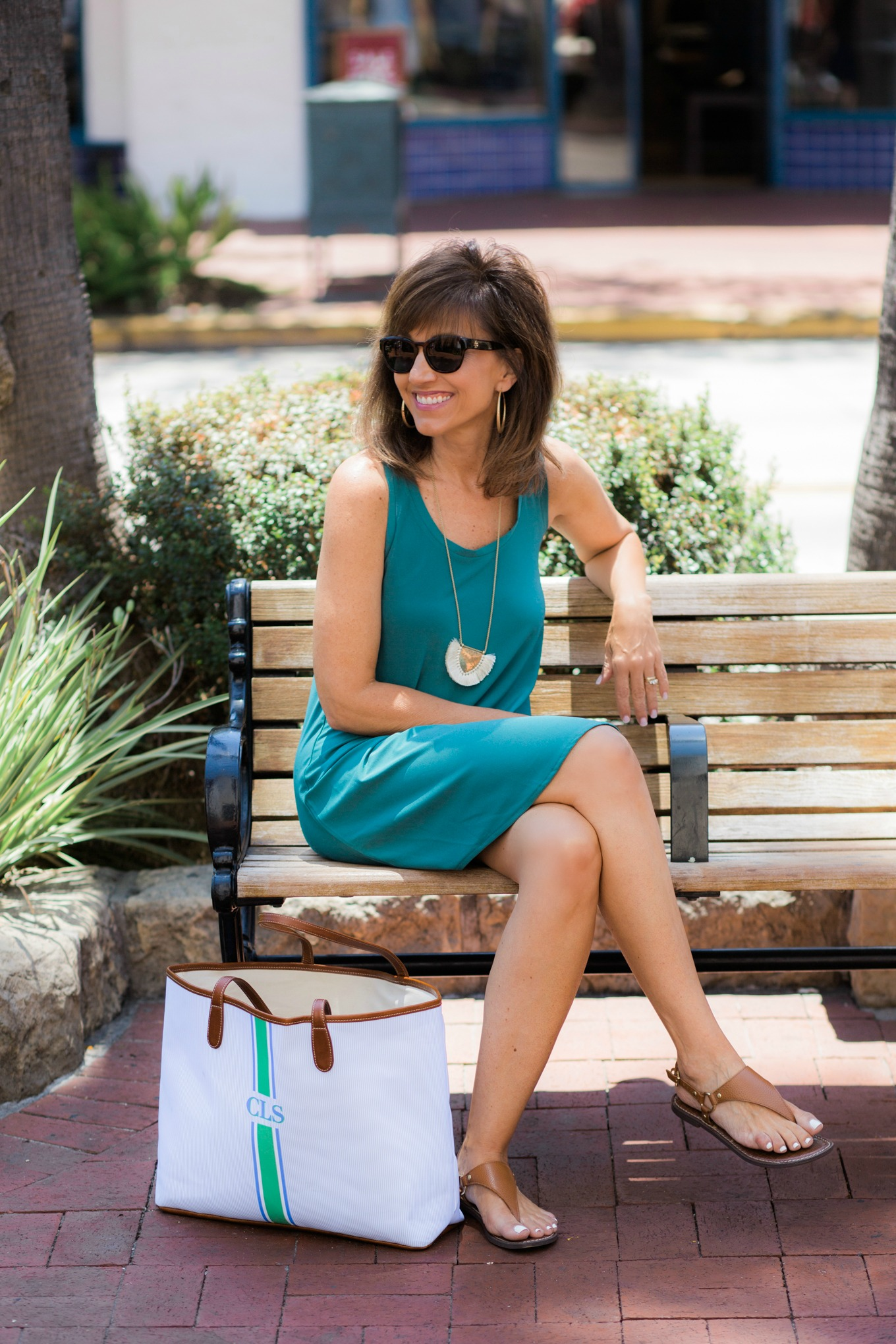 Casual Dress-Vacation Style