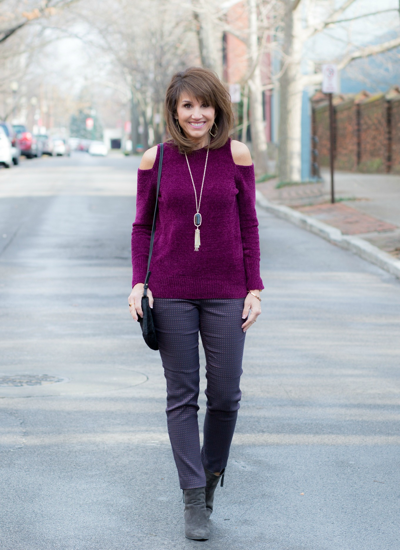 25 Days of Winter Fashion: Winter Workwear Outfit