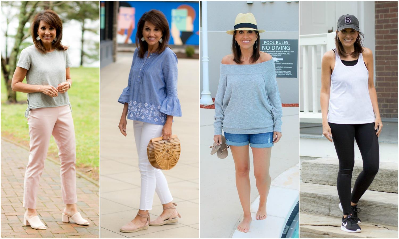 22 Days of Spring Fashion Recap