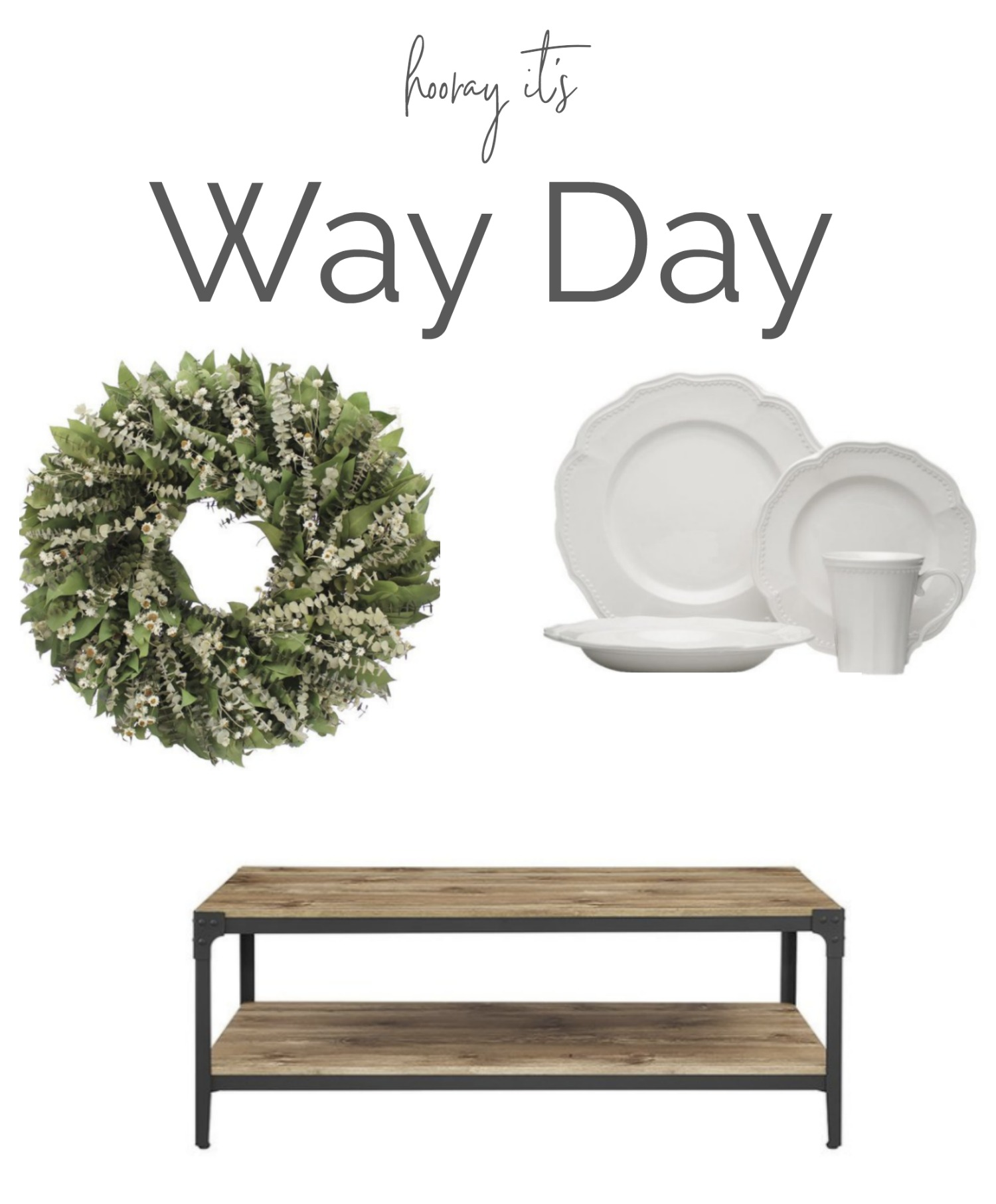 Wayfair One Day Sale!