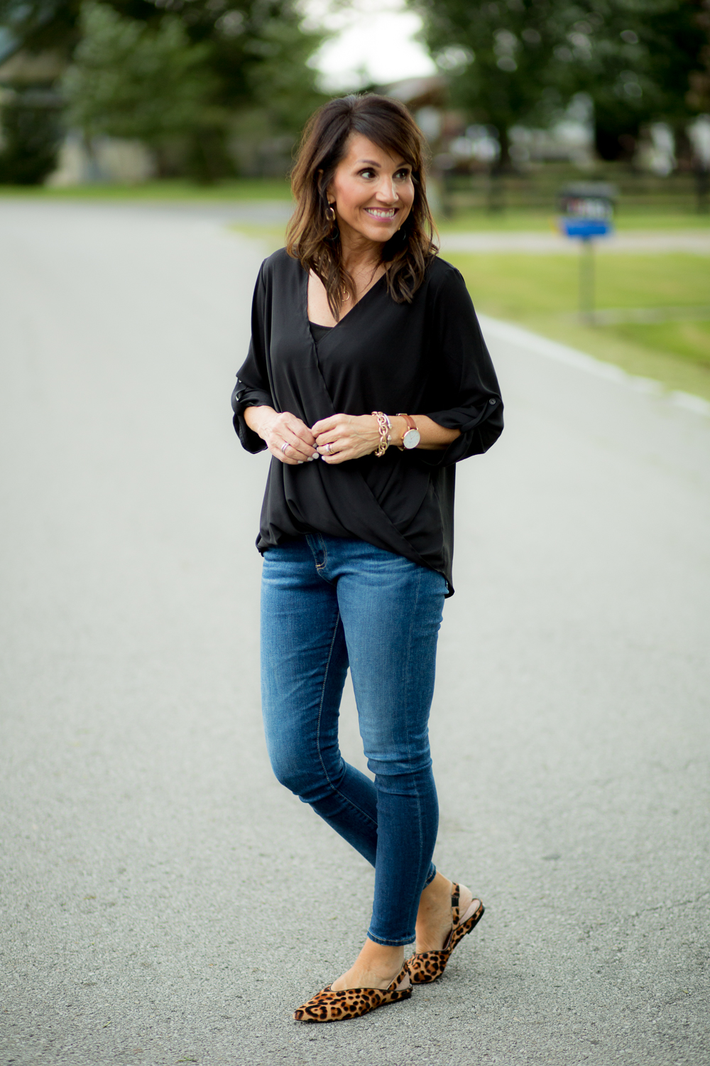 Signature Style Outfit with Social Threads