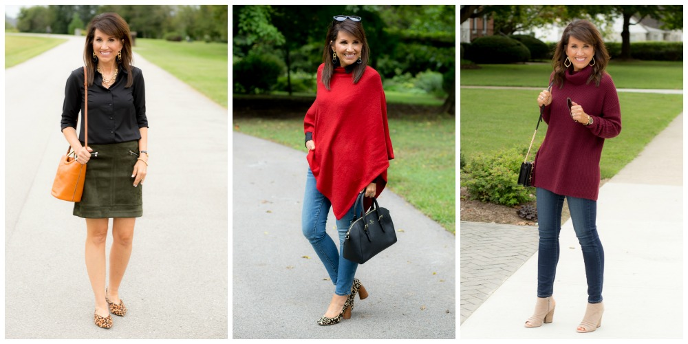 25 Days of Fall Fashion Recap
