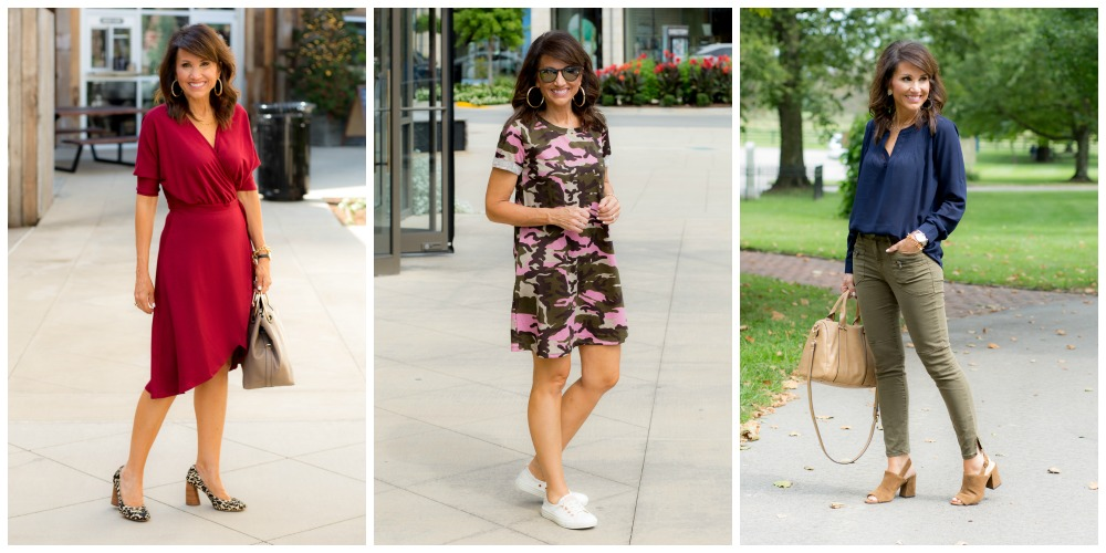 25 Days of Fall Fashion Recap