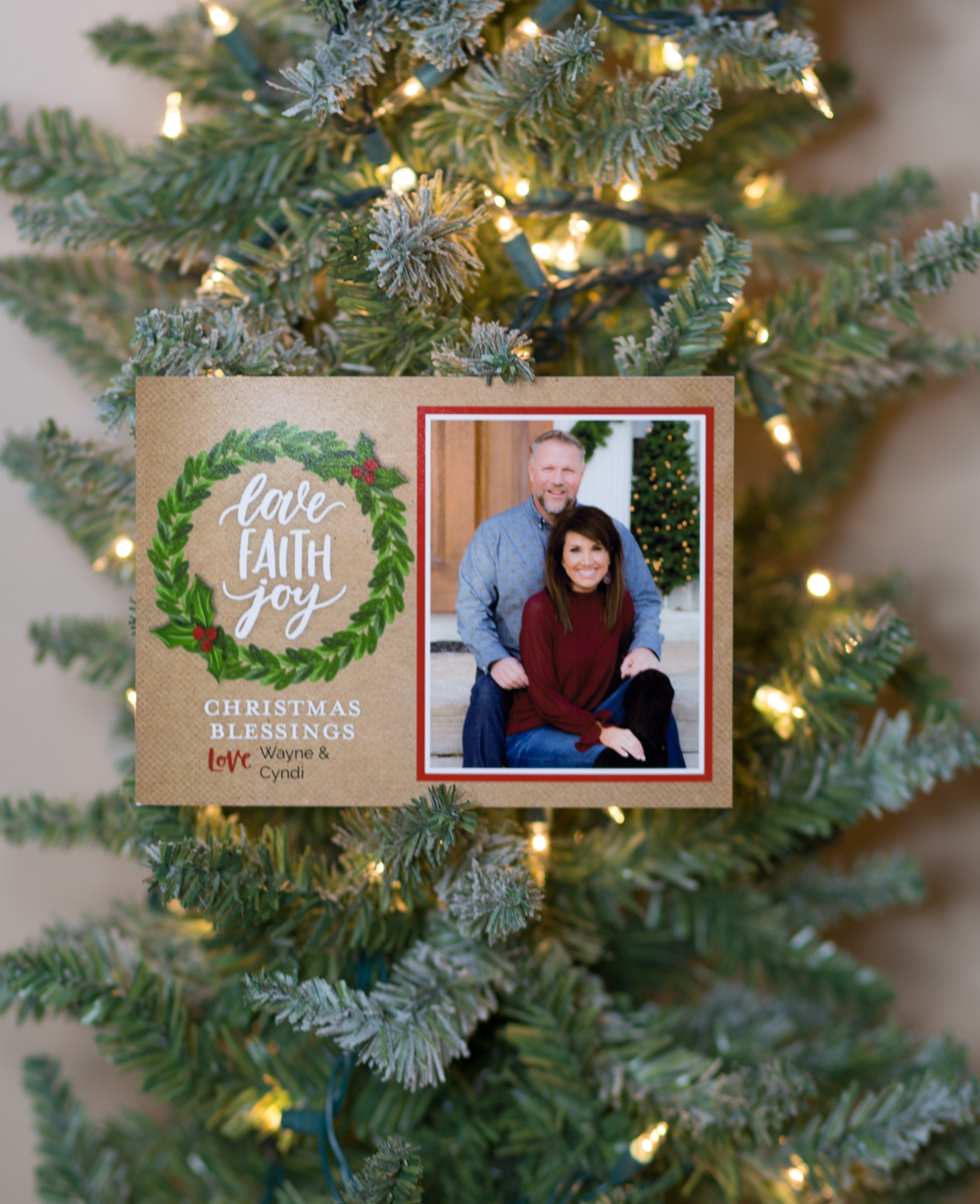 Affordable Holiday Photo Cards From Walmart