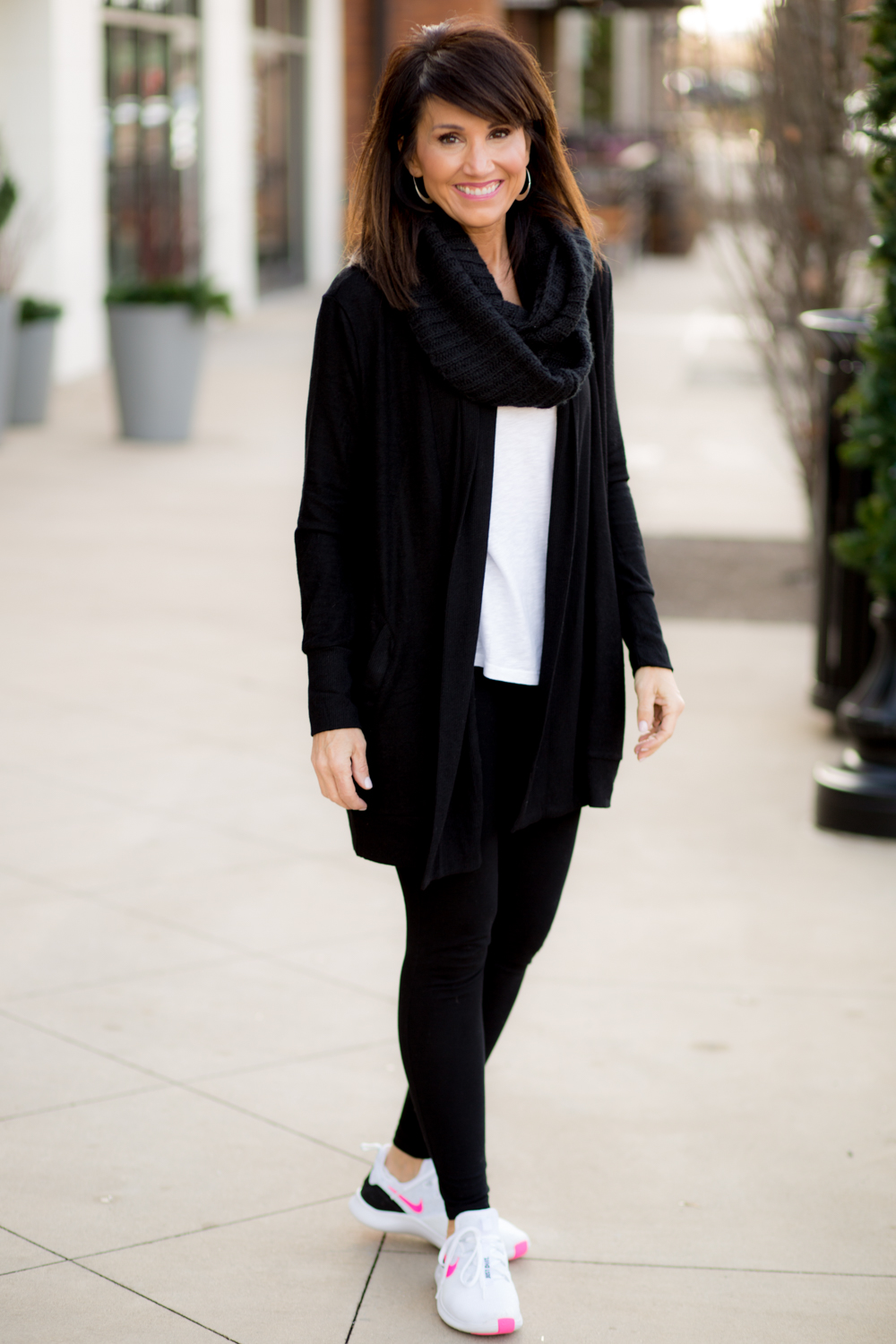 Two Athleisurewear Looks with Gibson