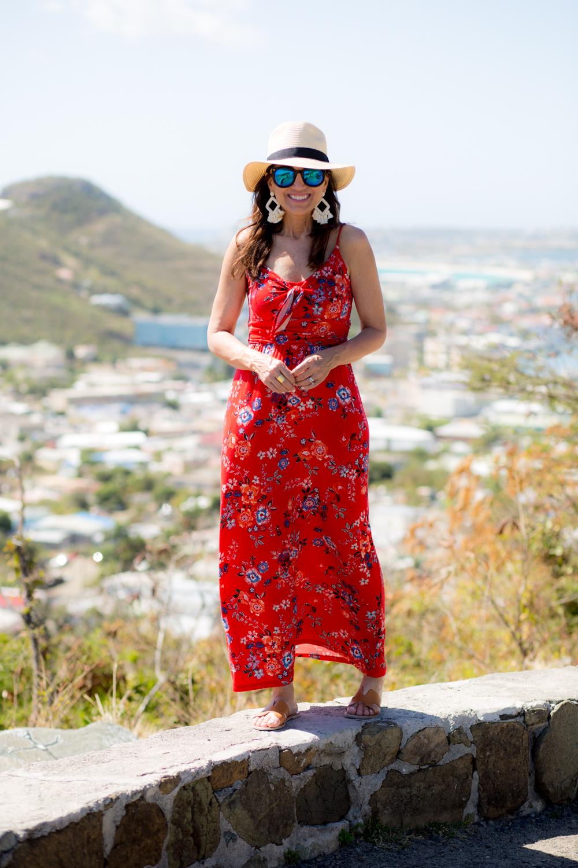 Allison Joy Knit Maxi Dress