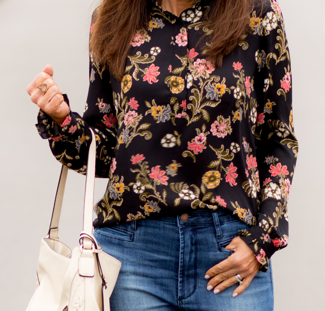 Floral and Flares for Spring Fashion