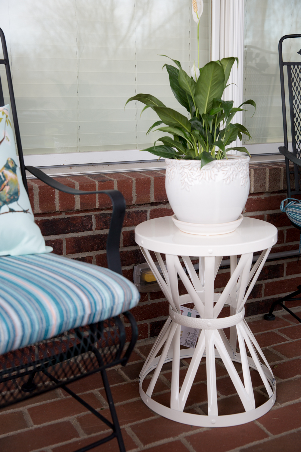 Adding Spring Decor with The Home Depot