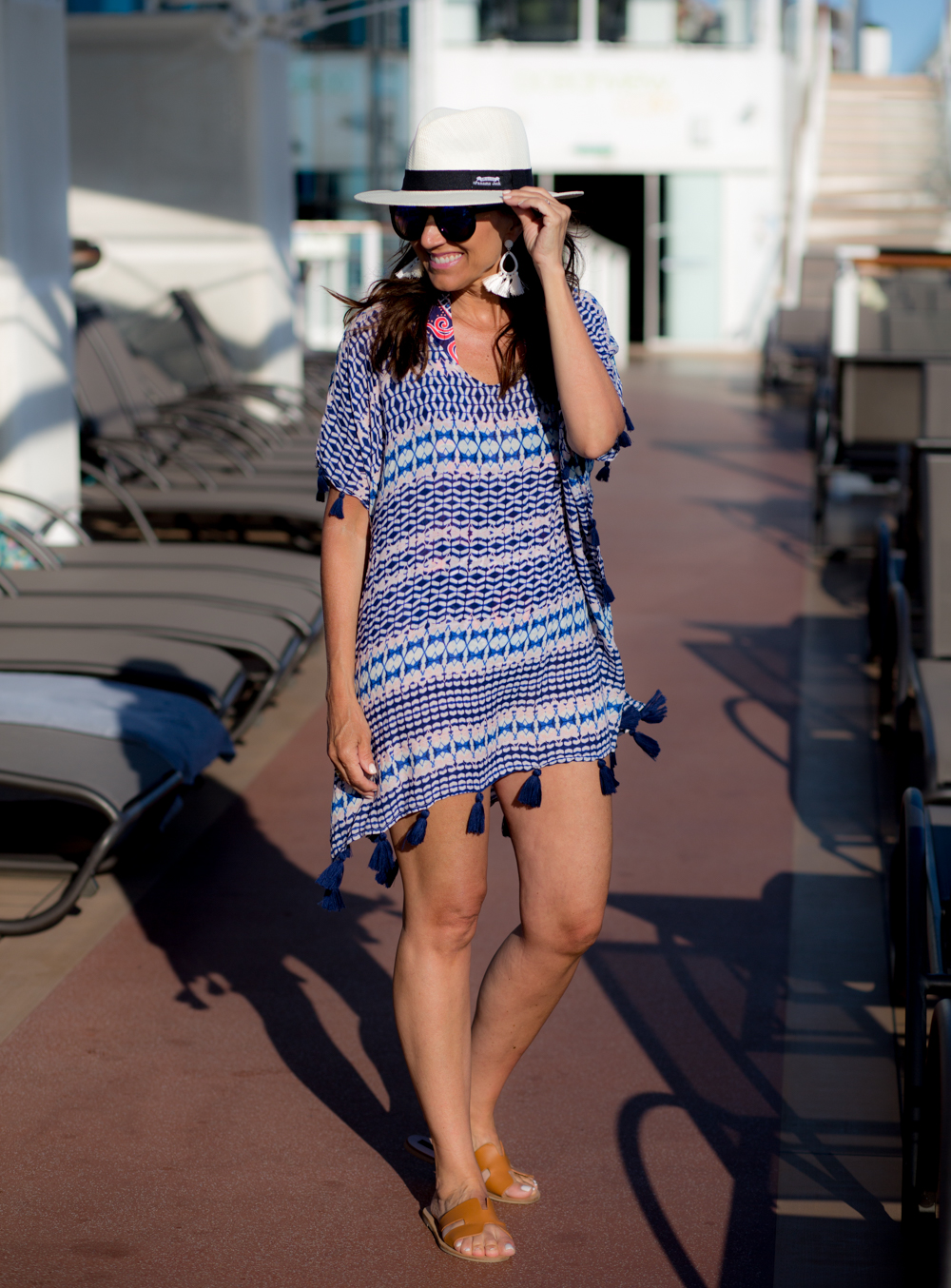 Swimsuit Coverups for a Spring Vacation