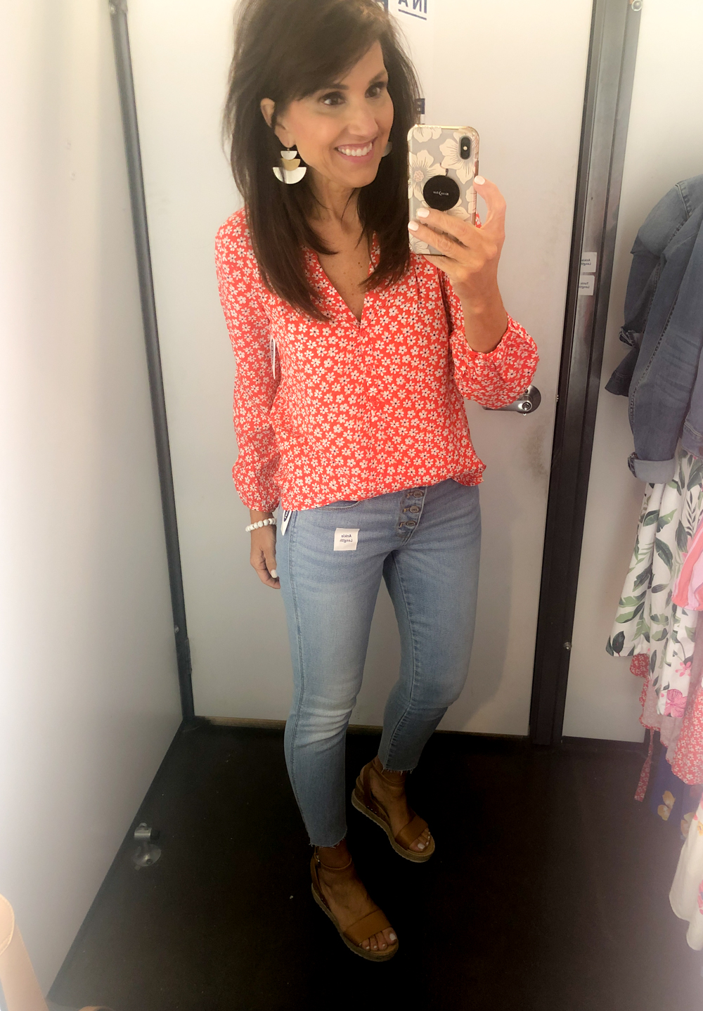 Dressing Room Try-Ons: Old Navy