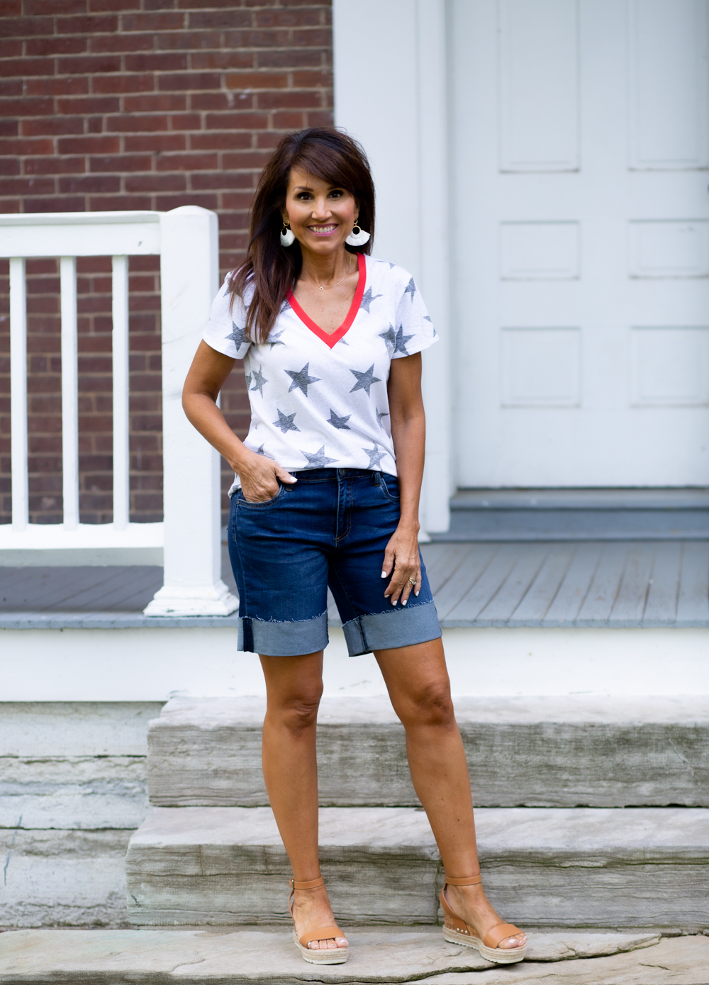What Length of Shorts is Appropriate For Women Over 40?