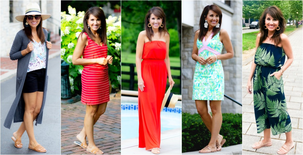 25 Summer Outfits for Women Over 40